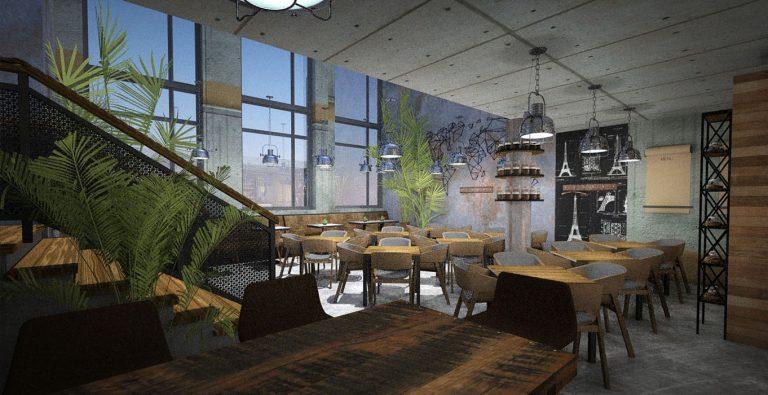 Meet&Eat render_Scene 1