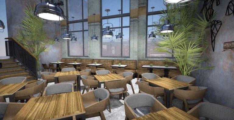 Meet&Eat render_Scene 2