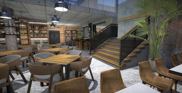 Meet&Eat render_Scene 3