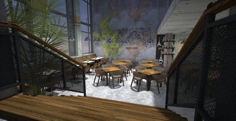 Meet&Eat render_Scene 5