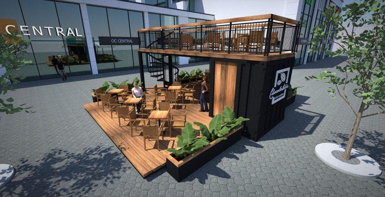 OC Central letná kaviareň 014