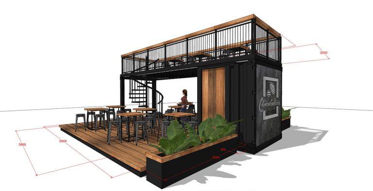 OC Central letná kaviareň 05