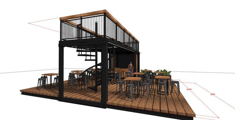 OC Central letná kaviareň 06