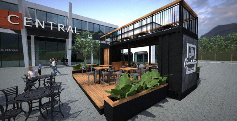 OC Central letná kaviareň 09