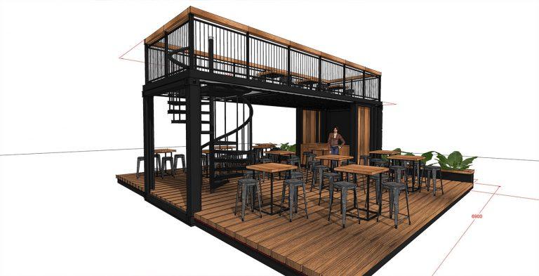 OC Central letná kaviareň 04