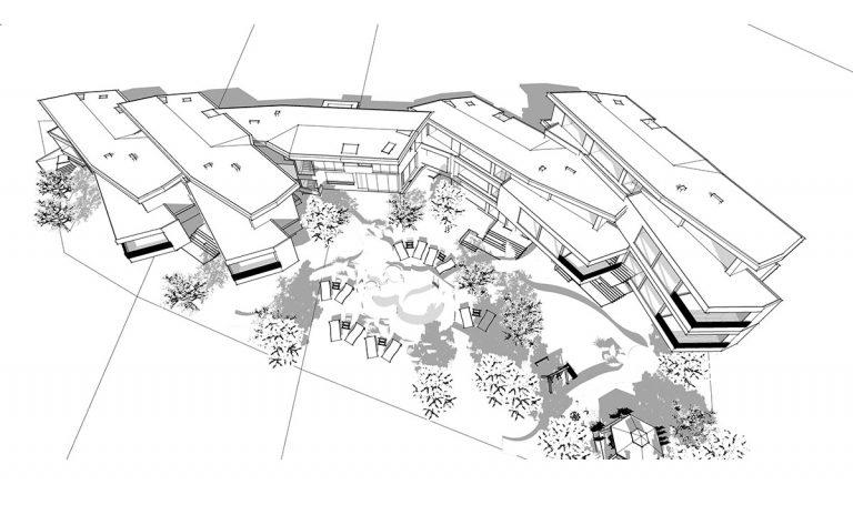 Obytný komplex L Liptovský Hrádok 07